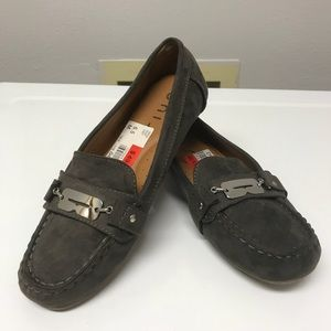 *NEW Unisa Gray Suede Shoes